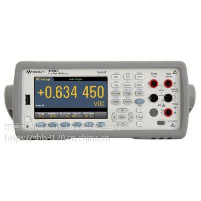 Agilent/安捷伦(是德) 34460A 六位半 二手台式数字万用表