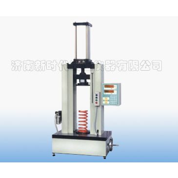 济南试金气动式弹簧压力试验机 13127133500