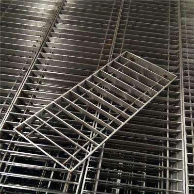 江苏金聚进 304不锈钢格栅加工 排水沟排污承重钢格栅