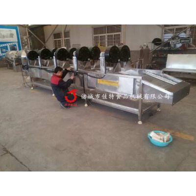 贵州辣椒清洗风干机连续生产产量大