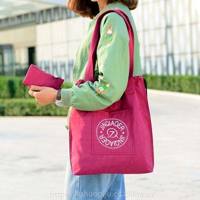 金巧儿时尚新品潮流百搭防水尼龙包轻盈舒适单肩包休闲包手提包女包