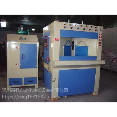 深圳厂家直销转盘自动喷砂机