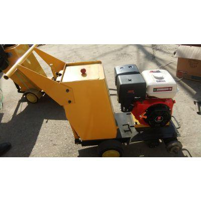 HQS500汽油马路切割机 可调节 手扶式切割机