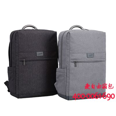 双肩背包,广东生产箱包厂家,促销礼品定制
