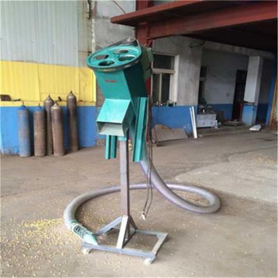 汇众榨油坊用软管式吸料机 自吸式大豆花生装罐上料机