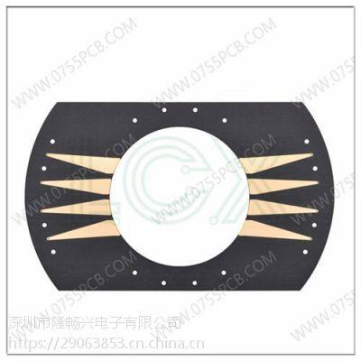 介电常数2.2、镍钯金工艺高频板、台州市高频板