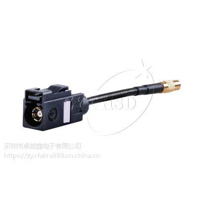 FAKRA ZYX(深圳卓越鑫)汽车高速连接线 ZYX-0257