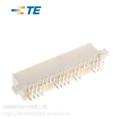 泰科连接器通孔 PCB 壳体 173866-1 特价现期货
