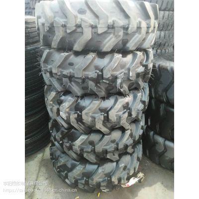 现货 12.5/80-18 农用机械 两头忙轮胎 R4花纹