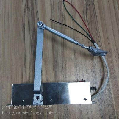 五铭江GA(WD)02-3PIIIM常开防火门电动闭门器自动联动液压释放器自带顺序器