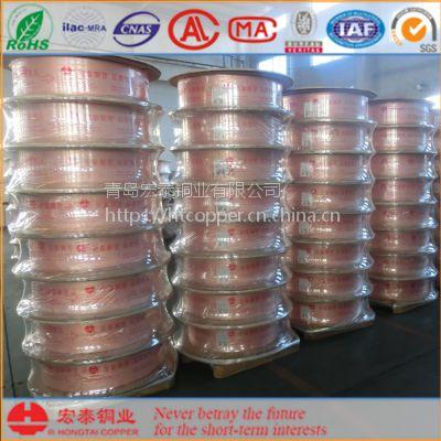 空调工程用铜管 多联机铜管 小盘铜管 厂家直销