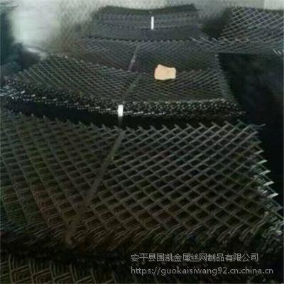 钢笆网片在南方的应用 浸漆毛竹笆片 菱型