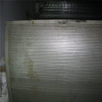 优质钢板冲孔网 车间吸音板 圆孔隔音板