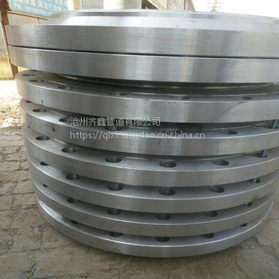 齐鑫销碳钢高压平焊法兰PL 平焊环松套法兰PJ/RJ 保材质