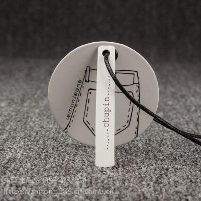 吊牌供应商 衣服吊牌设计 免费定制 厂家直销