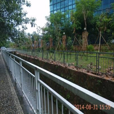 广州热镀锌城市交通围栏 茂名市政乙型护栏 市政栏杆 道路隔离栏杆