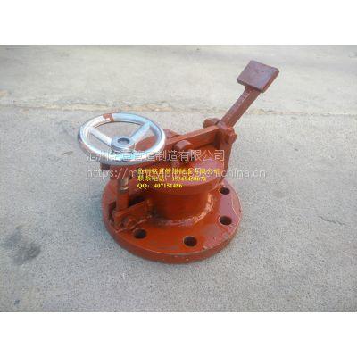 量油孔 不锈钢量油孔 GLY脚踏式量油孔DN150 油罐配件