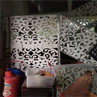 江苏门头铝窗花花格安装效果图