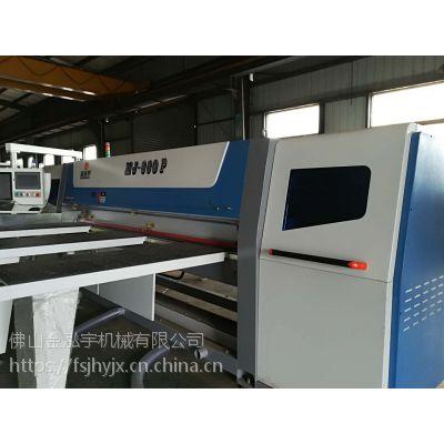 金泓宇高速重型电脑锯 铝板裁切专用电子开料锯MJ-330P木工机械设备直销