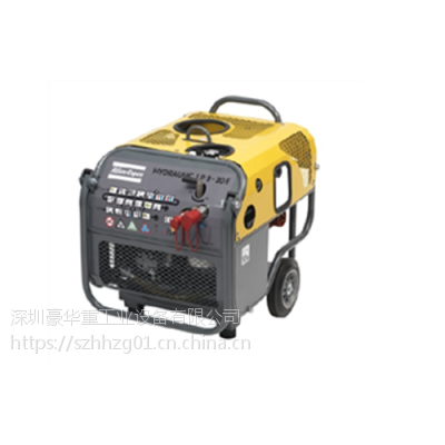 电驱式液压动力站便携,低噪音LP 9-20 E