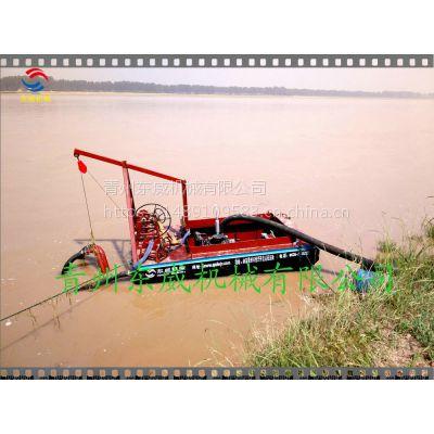 岳阳河道采沙机械(东威)小型抽沙船销售电话15163648878
