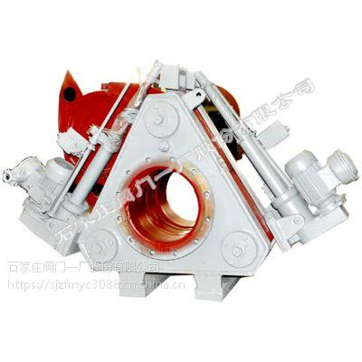 供应石家庄阀门一厂生产的环球牌焦炉煤气母管电液动翻板阀(F243CX-0.5 DN400-1800)