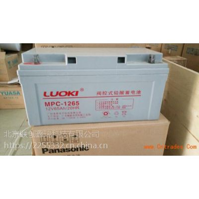 洛奇LUOKI蓄电池厂家直销官网报价