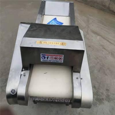 河南海苔切丝机品牌 辣椒豆角切段机 学校食堂用多功能切菜机富兴