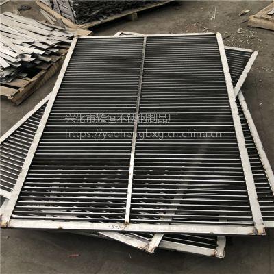 耀恒 304不锈钢格栅 家装建材不锈钢格栅板批发