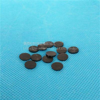 定制橡胶减震垫 胶垫丁腈橡胶堵头 加工质量保证