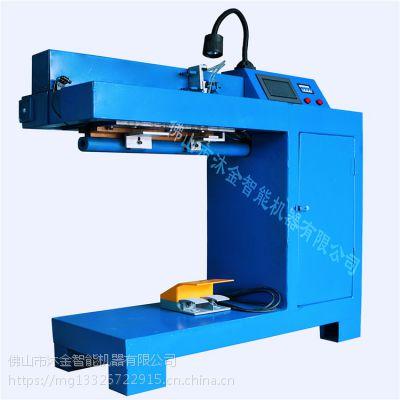 沐金供应管材生产线设备 厨卫不锈钢制管机 焊管设备
