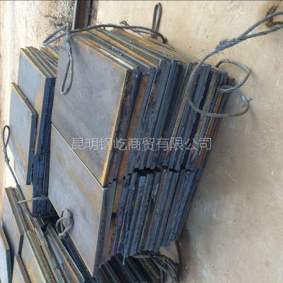 预埋小钢板加工 产地云南 材质Q235B 规格齐全