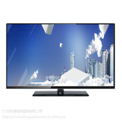 供应出口液晶电视 15-85英寸宽屏窄边 WiFi智能网络LED液晶电视机