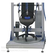 家具检测设备-办公椅旋转耐久试验机