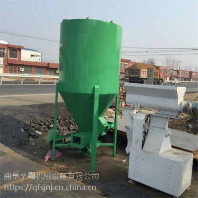 干湿饲料混料机 不锈钢饲料搅拌机厂家直销