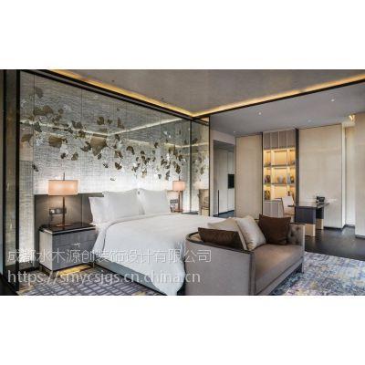 宜宾酒店室内空间墙面装修设计技巧_SMY设计