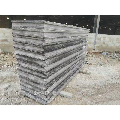 淮北轻质隔墙板厂家钢骨架一体板图片