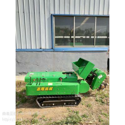 田园开沟施肥一体机 多功能园林管理机