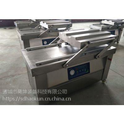 昊坤科技HK-600/2S全自动双室真空包装机价格