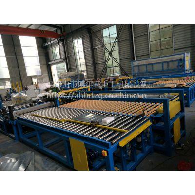 风管全自动生产六线/数控U型结构风管生产线