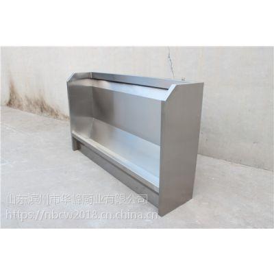 【学校】中小学卫生间专用不锈钢小便池定制、批发