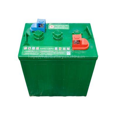 明泰蓄电池3-D-180 6V180Ah高尔夫球车 观光浏览车专用