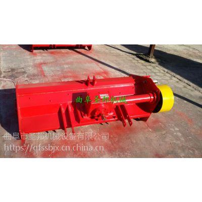 新型西瓜秧灭茬机 秸秆粉碎机厂家