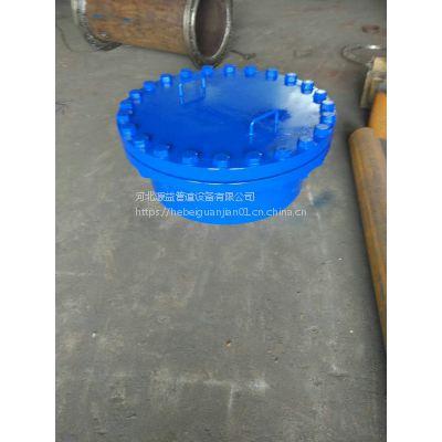 专业生产源益牌DN500HG/T21519-2005垂直吊盖板式平焊法兰人孔