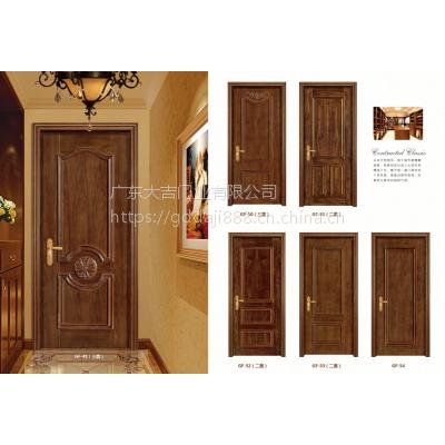 工程木门|韩式木门厂家专供|大吉门业欧式木门品牌