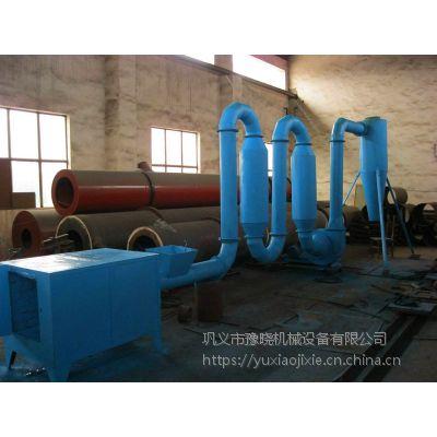 供应豫晓机械木炭机制棒机烘干机炭化炉