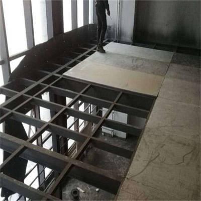泰州三嘉LOFT钢结构跃层楼板水泥纤维板的承载价值体现