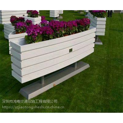 深圳道路花盆容器 现货景观花盆价格