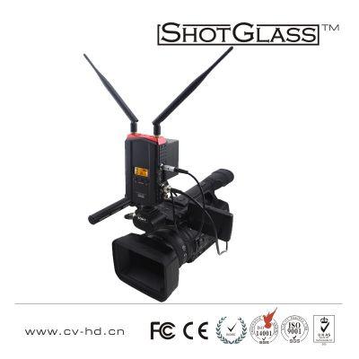 供应视晶无线ShotGlass便携式无线高清影视现场制作系统
