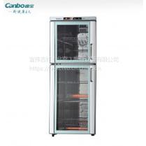 Canbo/康宝立式消毒碗柜ZTP168F-1 上下玻璃门消毒柜